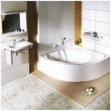 Ravak akrilinė kampinė vonia NewDay 150x150cm