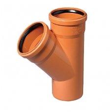 Lauko kanalizacijos trišakis OSMA KGEA Dn160x160