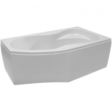 Akrilinė asimetrinė vonia KYMA Neringa 1600x940mm 2