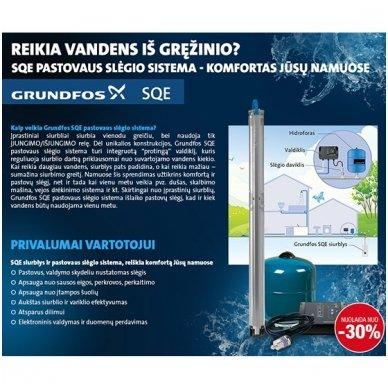 Grundfos gręžinio siurblys SQE 3-40 0,7kW 3