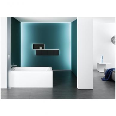 Plieninė vonia Kaldewei Cayono 160x70cm 2
