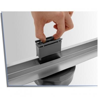 REA dušo latakas Neo SLIM Pro 600mm 3