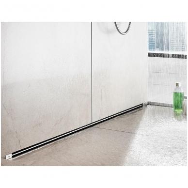Grotelės sieniniam dušo latakui Viega Advantix Vario SR2 blizgios 2