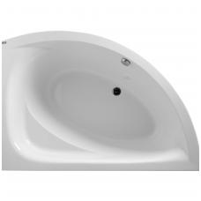 Akrilinė asimetrinė vonia KYMA Nida 1700x1200mm