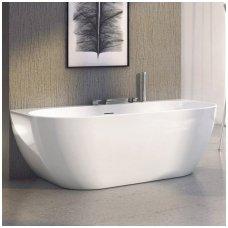 Akrilinė laisvai statoma vonia Ravak Freedom W 1660x800mm