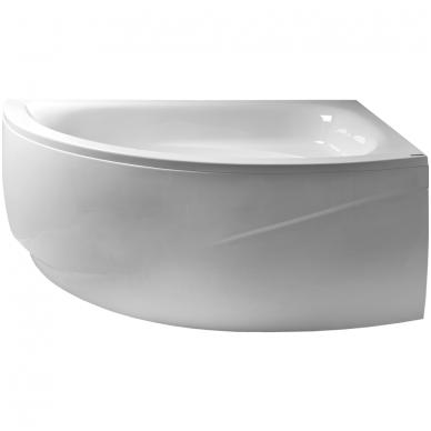 Akrilinė asimetrinė vonia KYMA Nida 1700x1200mm 3
