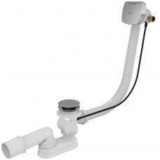 Alca Plast vonios sifonas su vandens pripildymu ir persipylimo sistema A564KM1