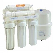 Atbulinio osmoso 5-ių pakopų vandens filtravimo sistema Supreme RO-5