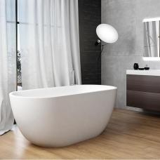 Balteco akmens masės vonia HALO 169x72cm