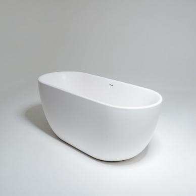 Balteco akmens masės vonia HALO 169x72cm 2