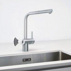 Franke sensorinis maišytuvas virtuvei Atlas Neo Sensor, nerūd.plieno spalvos