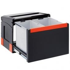 Franke šiukšlių rūšiavimo sistema Cube 50