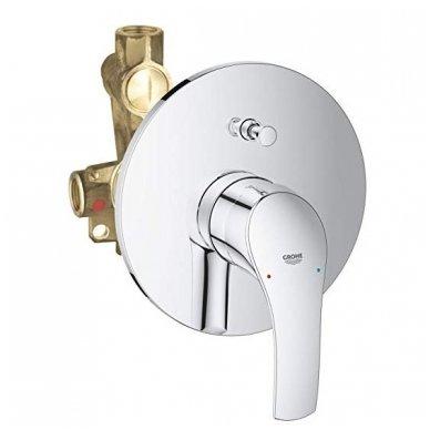Grohe potinkinis maišytuvas voniai/dušui Eurosmart 33305002