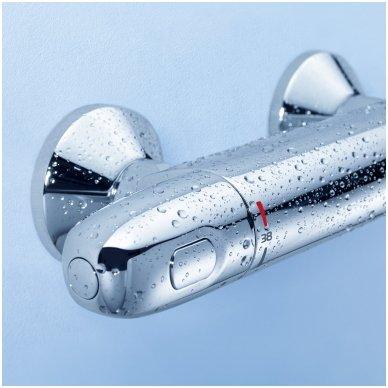 Grohe termostatinis maišytuvas dušui Grohetherm 1000 34143003 2