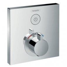 Hansgrohe Select virštinkinė dalis termostatiniam maišytuvui 1-os funkcijos
