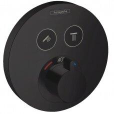 Hansgrohe ShowerSelect S virštinkinė dalis termostatiniam maišytuvui 2-jų funkcijų 15743670