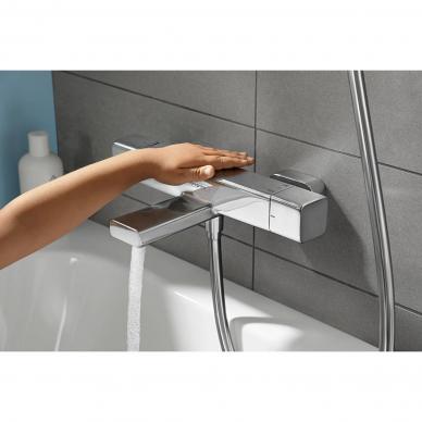 Hansgrohe termostatinis vonios maišytuvas Ecostat E 15774000 2