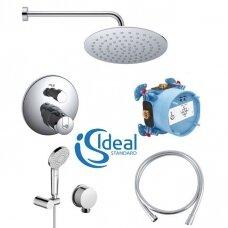 Ideal Standard potinkinė termostatinė dušo sistema Ceratherm 100 BD006XC