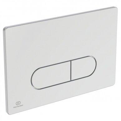 Ideal Standard WC rėmas ir Connect Air pakabinamas klozetas su Soft Close dangčiu 4