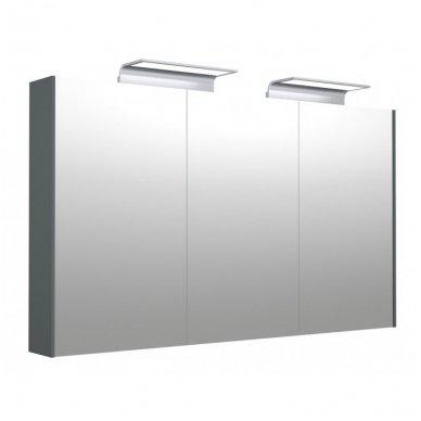 Kamė vonios kambario baldų komplektas D-LINE 120 2