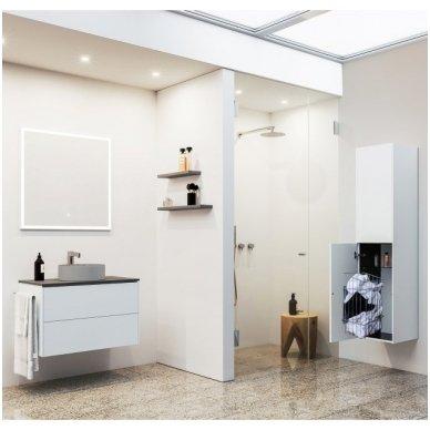 Kamė vonios kambario baldų komplektas D-LINE 80