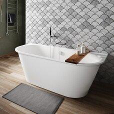 PAA akmens masės vonia VARIO XL 1850x800mm