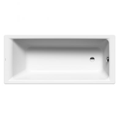 Plieninė vonia Kaldewei Puro 170x75cm su perlo efektu ir garso izoliacija
