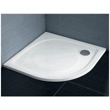 Ravak lieto marmuro dušo padėklas Elipso Pro 100x100cm