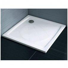Ravak lieto marmuro dušo padėklas Perseus Pro 100x100cm