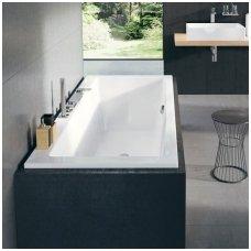 Ravak stačiakampė akrilinė vonia Formy 01 170x75cm