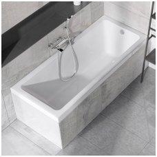 Ravak stačiakampė akrilinė vonia 10° 170x75cm