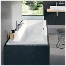 Ravak stačiakampė akrilinė vonia Formy 01 180x80cm