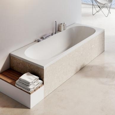 Ravak stačiakampė akrilinė vonia City 180x80cm