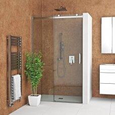 ROTH slankiojančios dušo durys AMD2/1200