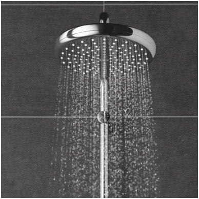 Termostatinė dušo sistema Grohe Euphoria System 210 4