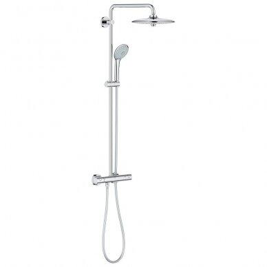 Termostatinė dušo sistema Grohe Euphoria System 260