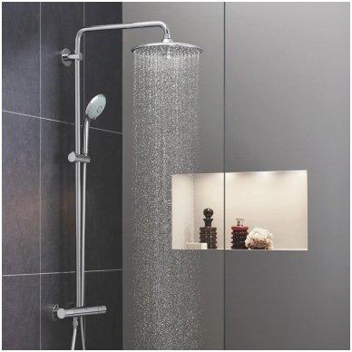 Termostatinė dušo sistema Grohe Euphoria System 260 2