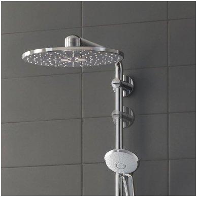 Termostatinė dušo sistema Grohe Euphoria SmartControl 310 3