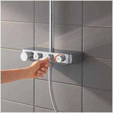Termostatinė dušo sistema Grohe Euphoria SmartControl 310 4