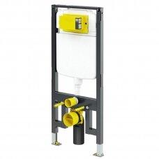 Viega Prevista Dry potinkinis WC rėmas, plonas 798529