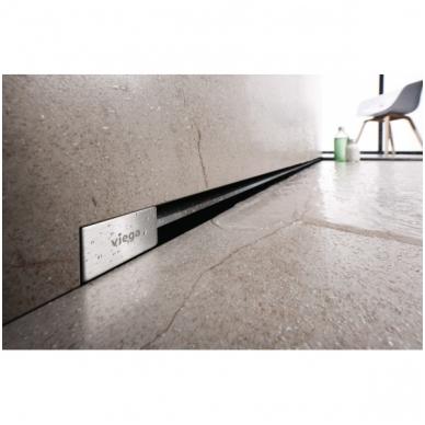Sieninis dušo latakas Viega Advantix Vario 300-1200mm