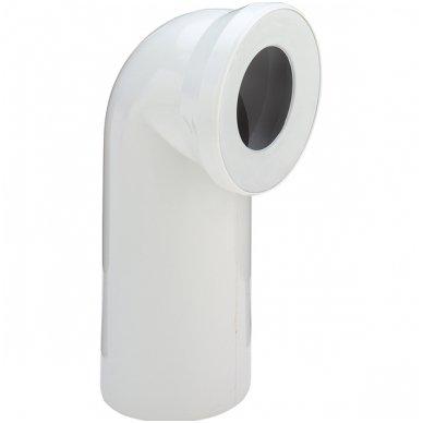 Viega alkūnė WC pajungumui Dn110 90° 100551